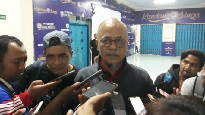 Anggota Exco PSSI, Haruna Soemitro Beri Tanggapan Polemik di PT LIB