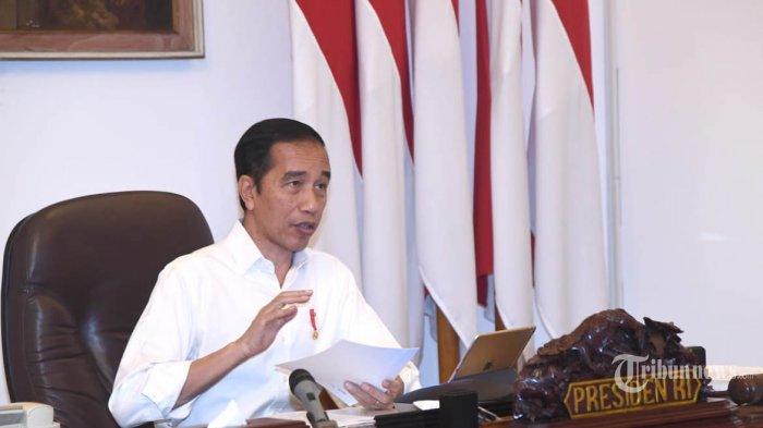 Jokowi Tekankan Pentingnya Transparansi Dalam Skema Stimulus Ekonomi