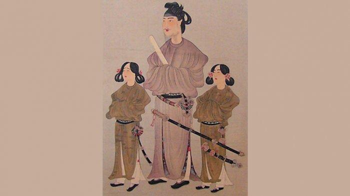 Pengguna Ninja Jepang Pertama Adalah Pangeran Shotoku Taishi, Benarkah?