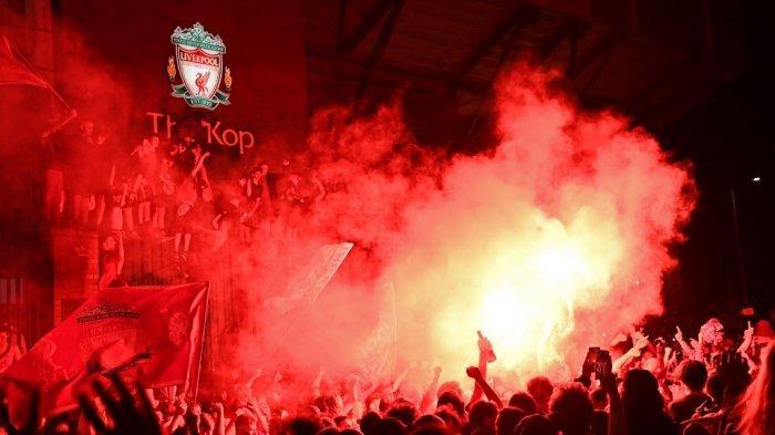 Liverpool Resmi Juara Liga Inggris, Penantian Selama 30 Tahun Terakhir Terbayarkan