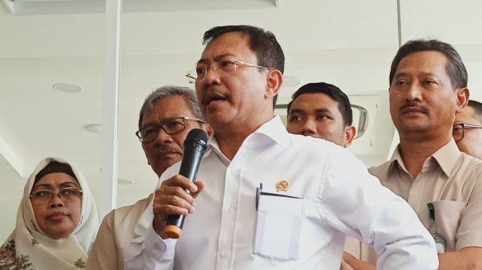 BREAKING NEWS: Menteri Kesehatan Setujui Penerapan PSBB di Surabaya, Gresik, dan Sidoarjo