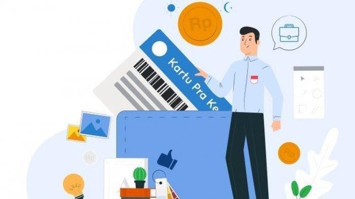 Daftar Kartu Pra Kerja Dapat Rp 3.550.000, Berikut Cara Mendaftarnya dan Siapkan 3 Hal Berikut Ini
