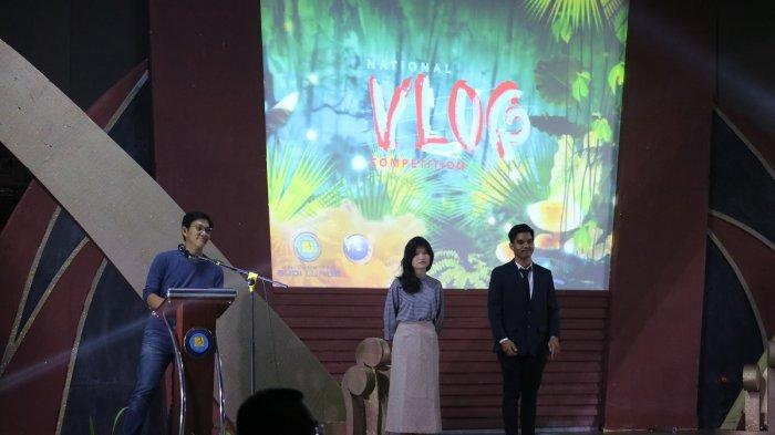 Ini Dia Para Juara Nge-Vlog Suarakan Kepedulian Lingkungan di Kampus UBL
