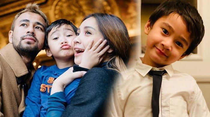 Momen Rafathar Sempat Keceplosan Bocorkan Kehamilan Nagita, 'Ember Banget Nih Anak Bener-bener'