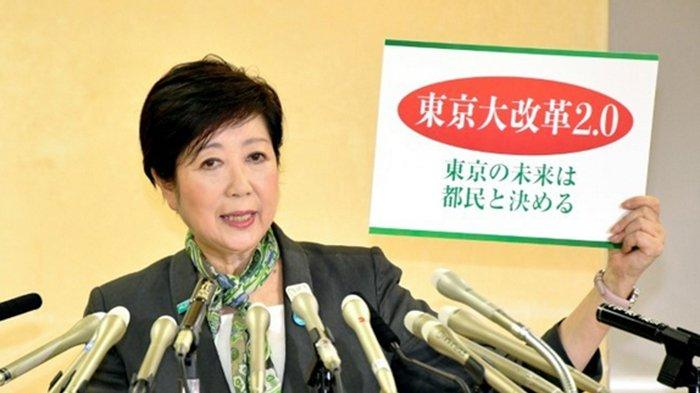 Pemilihan Gubernur Tokyo Jepang, 66 Juta Yen Masuk ke Kas Pemilu Tokyo