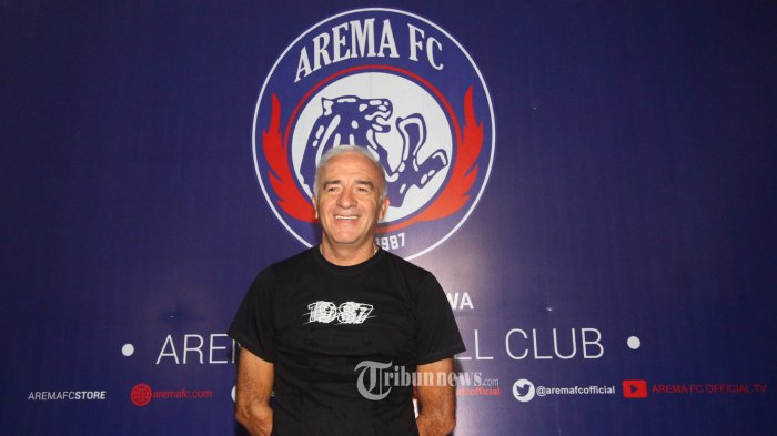Prediksi Susunan Pemain Tira Persikabo vs Arema FC, Menanti Racikan Mario Gomez Bersama Singo Edan