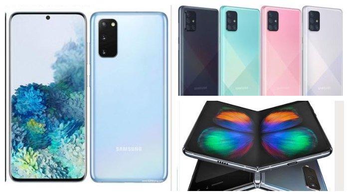 UPDATE Harga HP Samsung Februari 2020, Galaxy M10 Mulai Rp 1,7 Juta, Galaxy Fold Rp 30 Jutaan