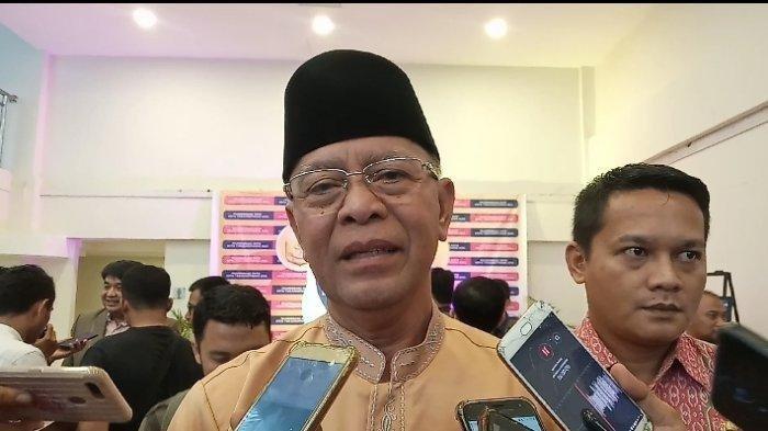 Wali Kota Tanjungpinang Haji Syahrul Dilarikan ke RS Setelah Mengeluh Sesak Napas