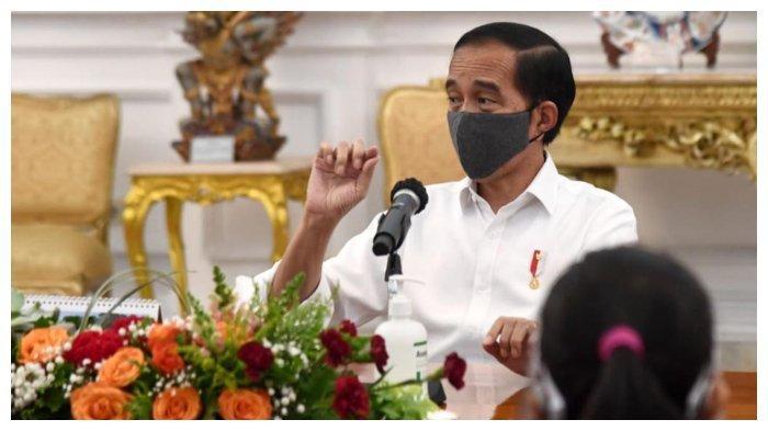Hati-hati Kasus Global Covid-19 Lebih dari 15 Juta Jokowi Ingatkan Para Menteri