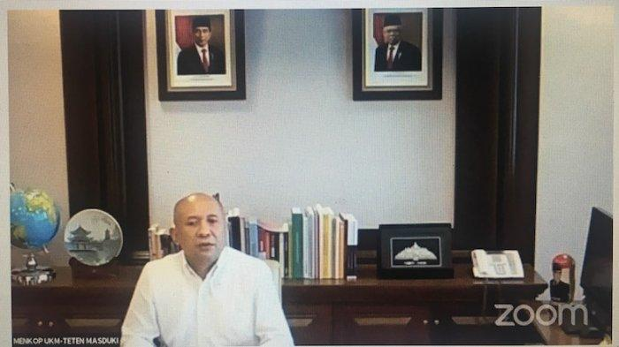 Ini Kata Teten Menteri-Menteri Foto Tak Pakai Masker Dikritik Anggota Dewan Sekjen MUI Berkomentar