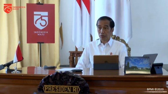 Kita wajib Atasi Persoalan dengan Kemampuan Sendiri 215 Negara Tak Siap Hadapi Pandemi Jokowi