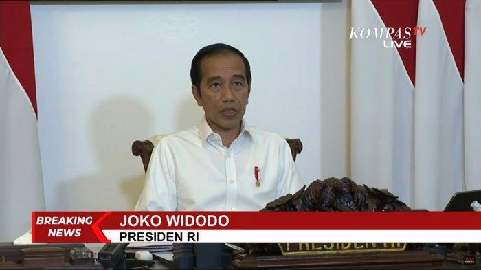 Kita wajib Mampu Berdiri di Atas Kaki Sendiri Hadapi Pandemi Covid-19 Jokowi