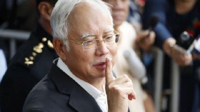 Mantan PM Malaysia Najib Razak Diputus Bersalah Atas Skandal Korupsi 1MDB