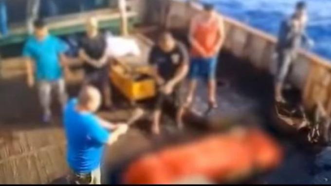 Polisi Ungkap Kronologi Lengkap Eksploitasi ABK Indonesia oleh Kapal China di Video Viral