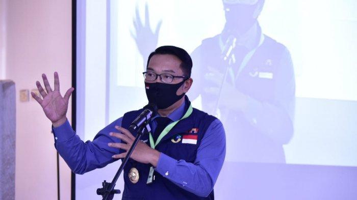 Ridwan Kamil Beberkan Persiapannya Sepekan Terakhir Besok Ikuti Uji Klinis Vaksin Covid-19