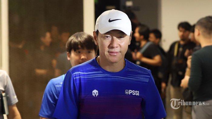 Shin Tae-yong Dinilai Masih Miliki Sikap Lemah Lembut Dibandingkan Pelatih Korea Selatan Lainnya