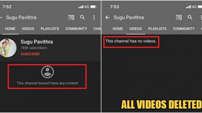 YouTuber Malaysia Sugu Pavithra Hapus Semua Videonya setelah Terlibat Kasus KDRT