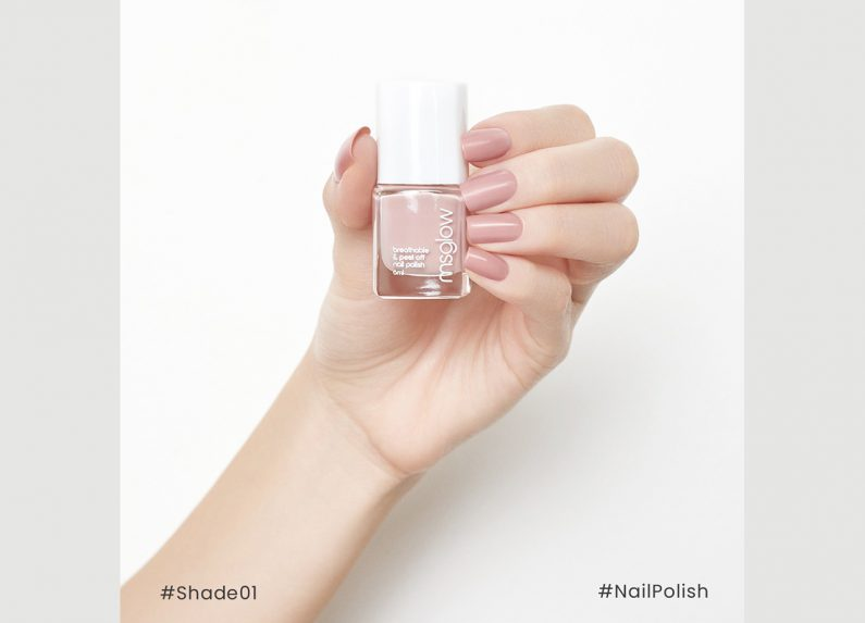 Tips Memilih Warna Nail Polish Halal MS Glow